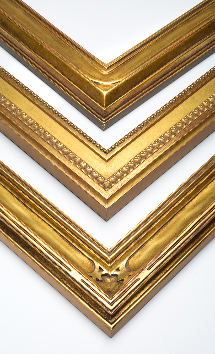 traditional gold picture  frames